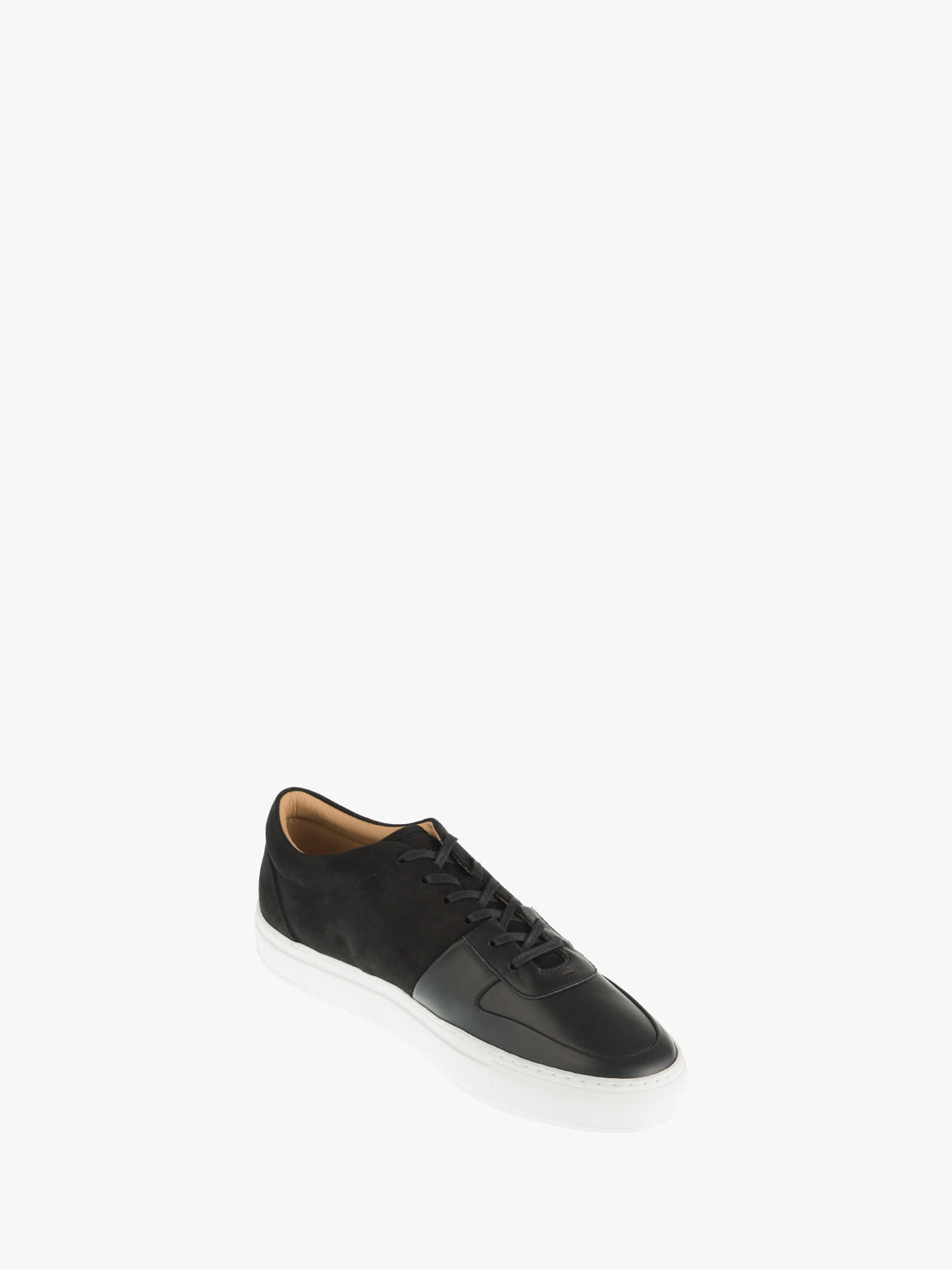 balmoral 06 nubuck/leather black