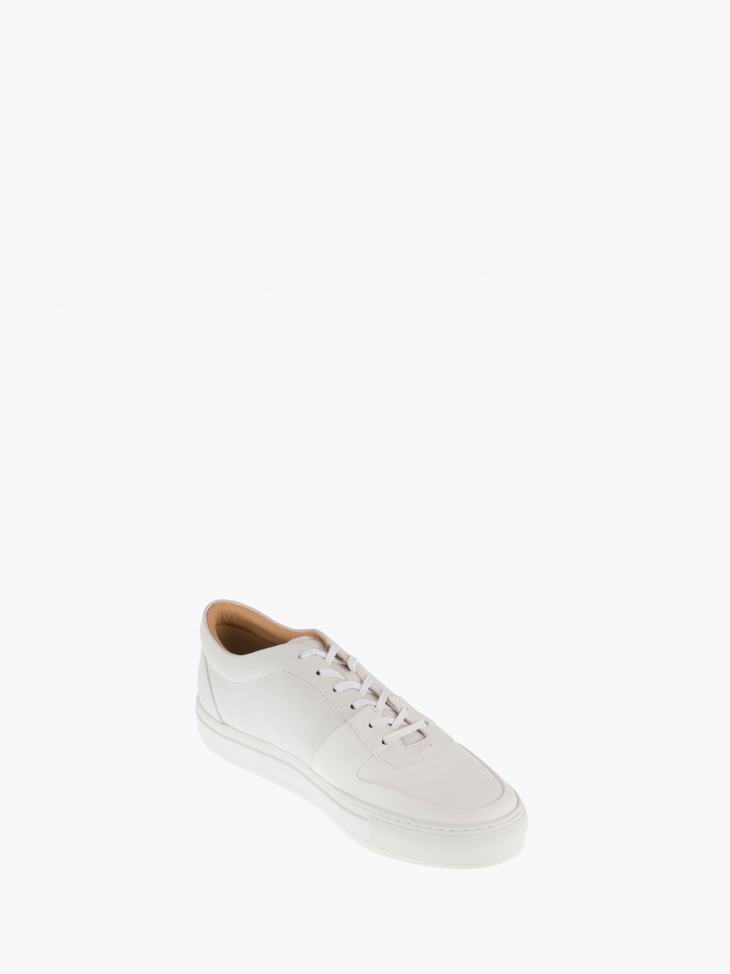 balmoral 06 nubuck/leather white