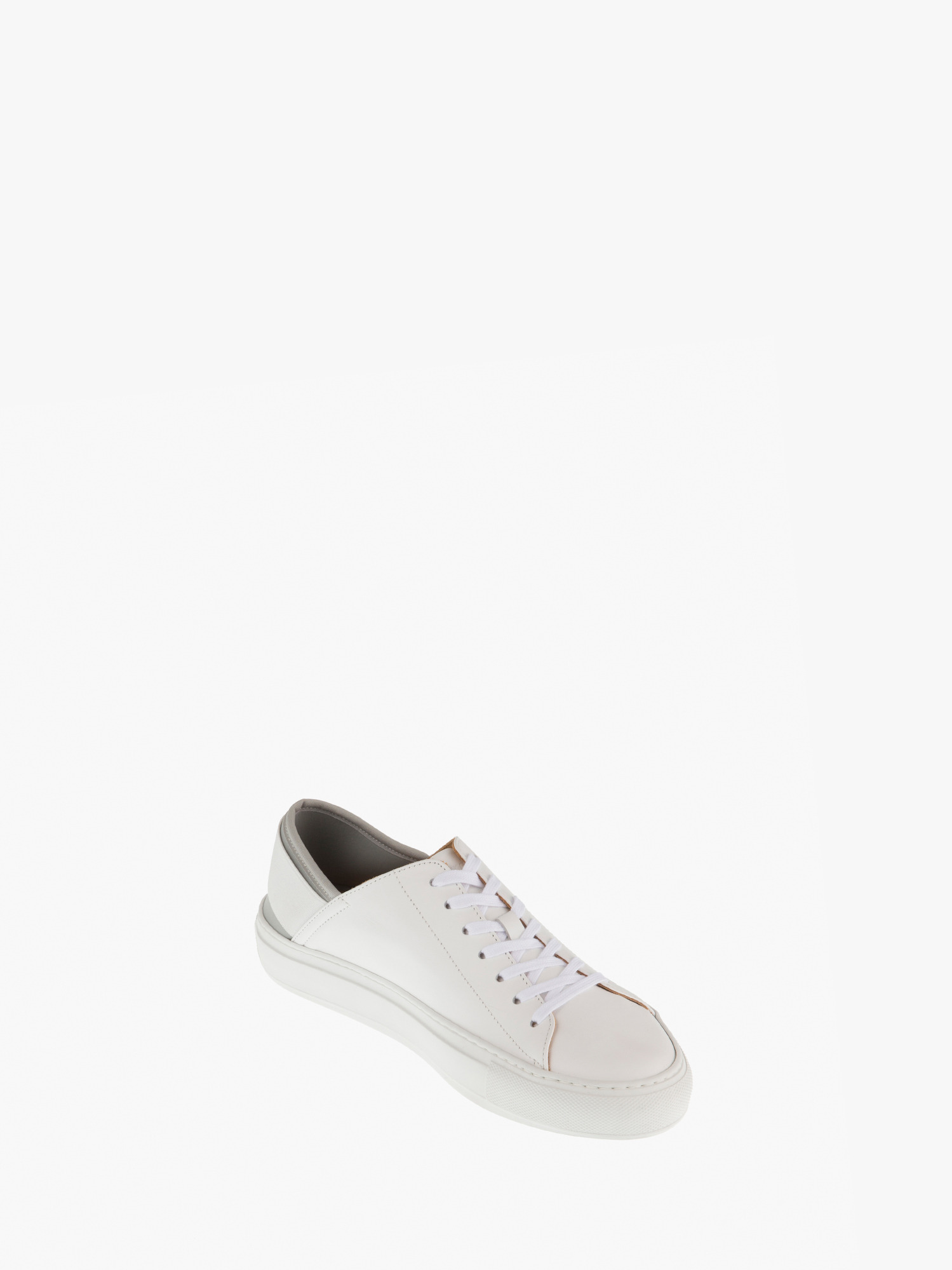 blucher 04 leather white(w)