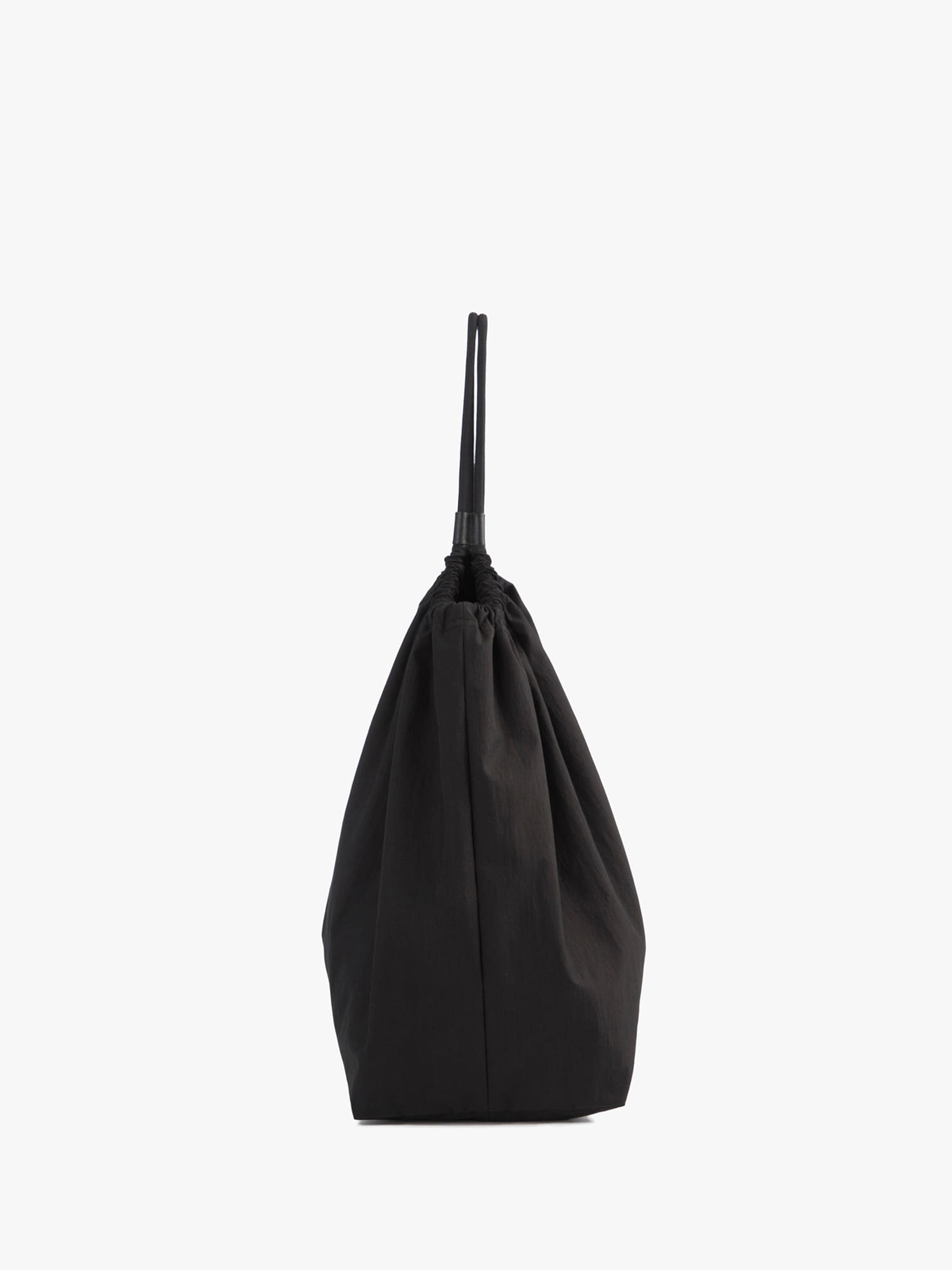 parachute bag black