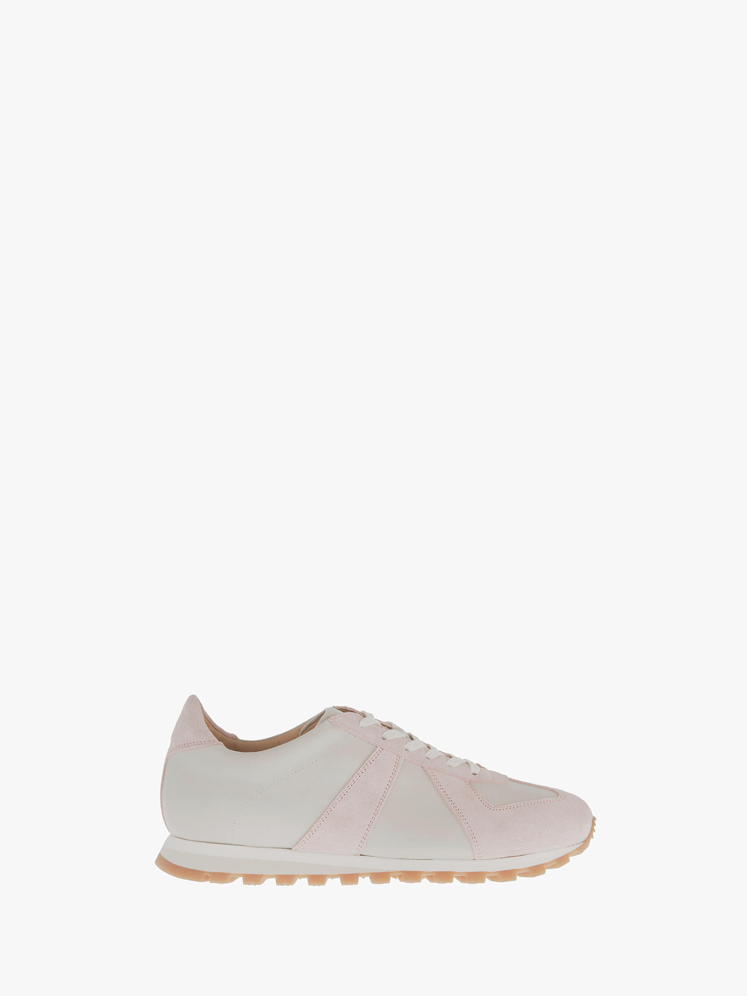 balmoral 07 suede leather blush