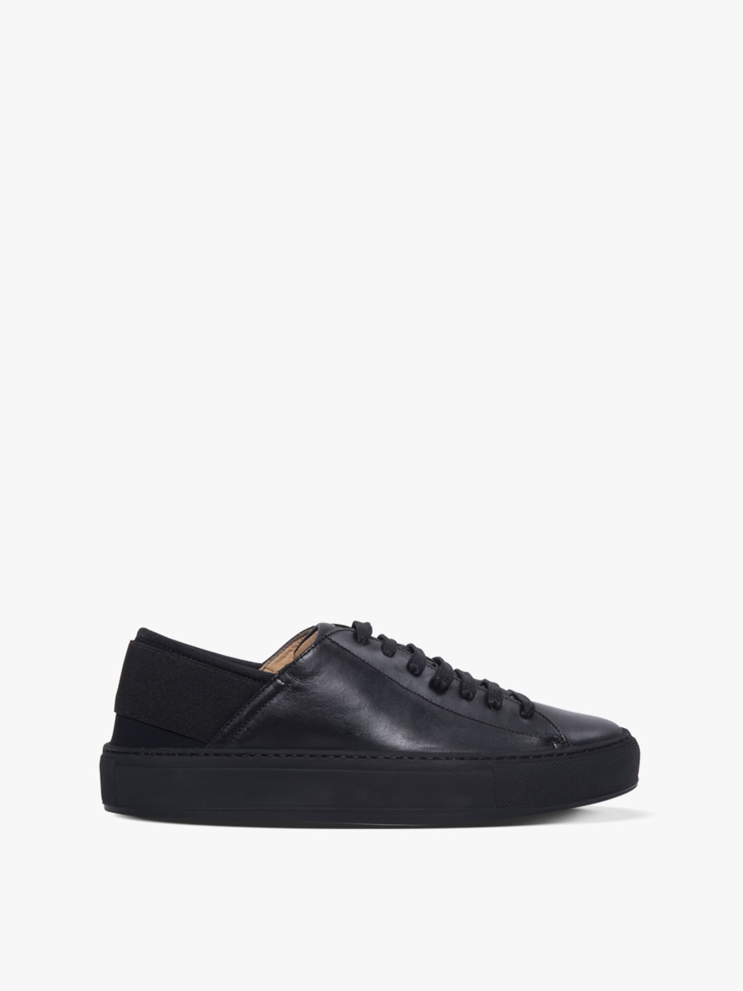 blucher 04 leather all black