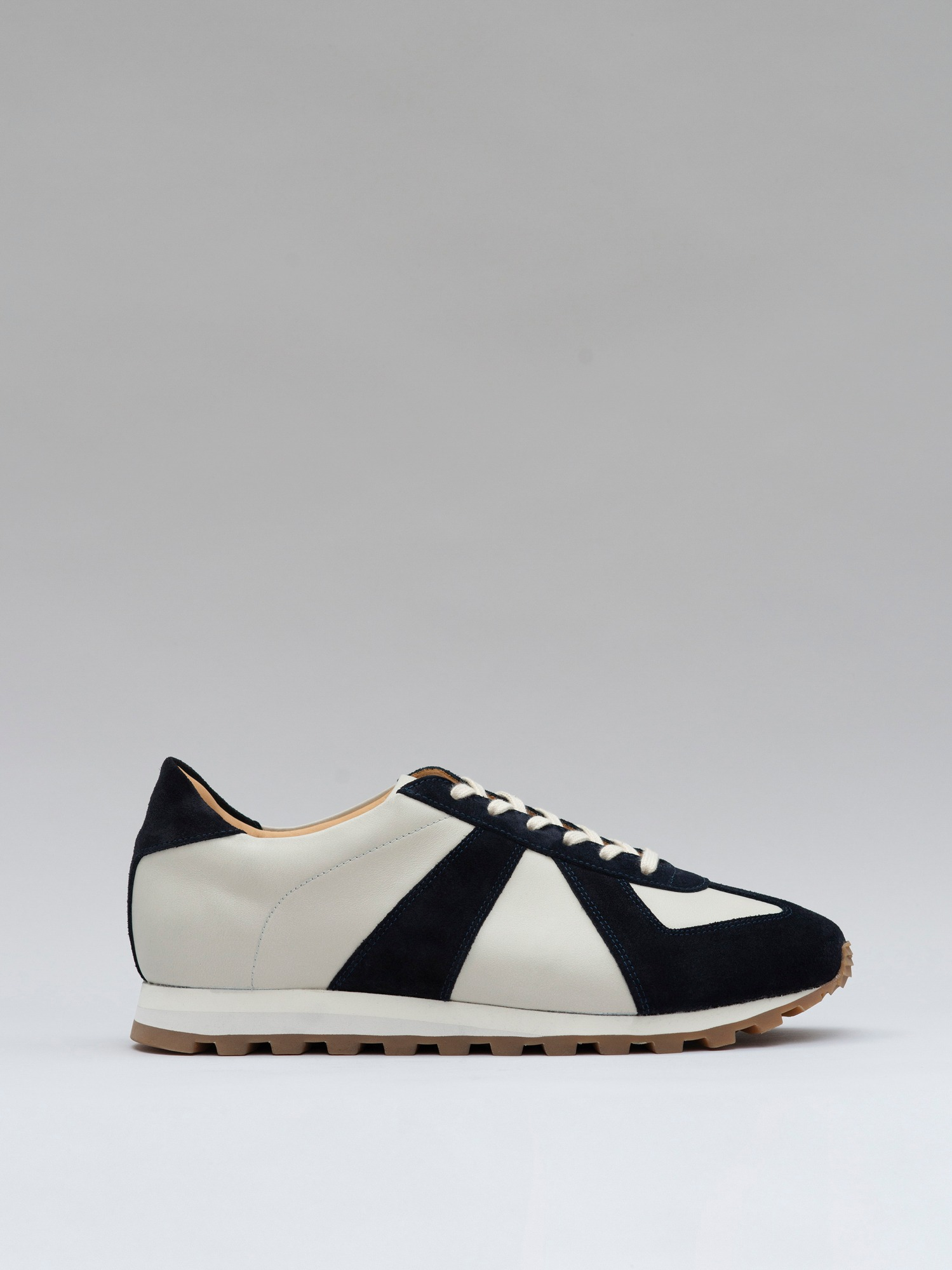 balmoral 07 suede/leather navy