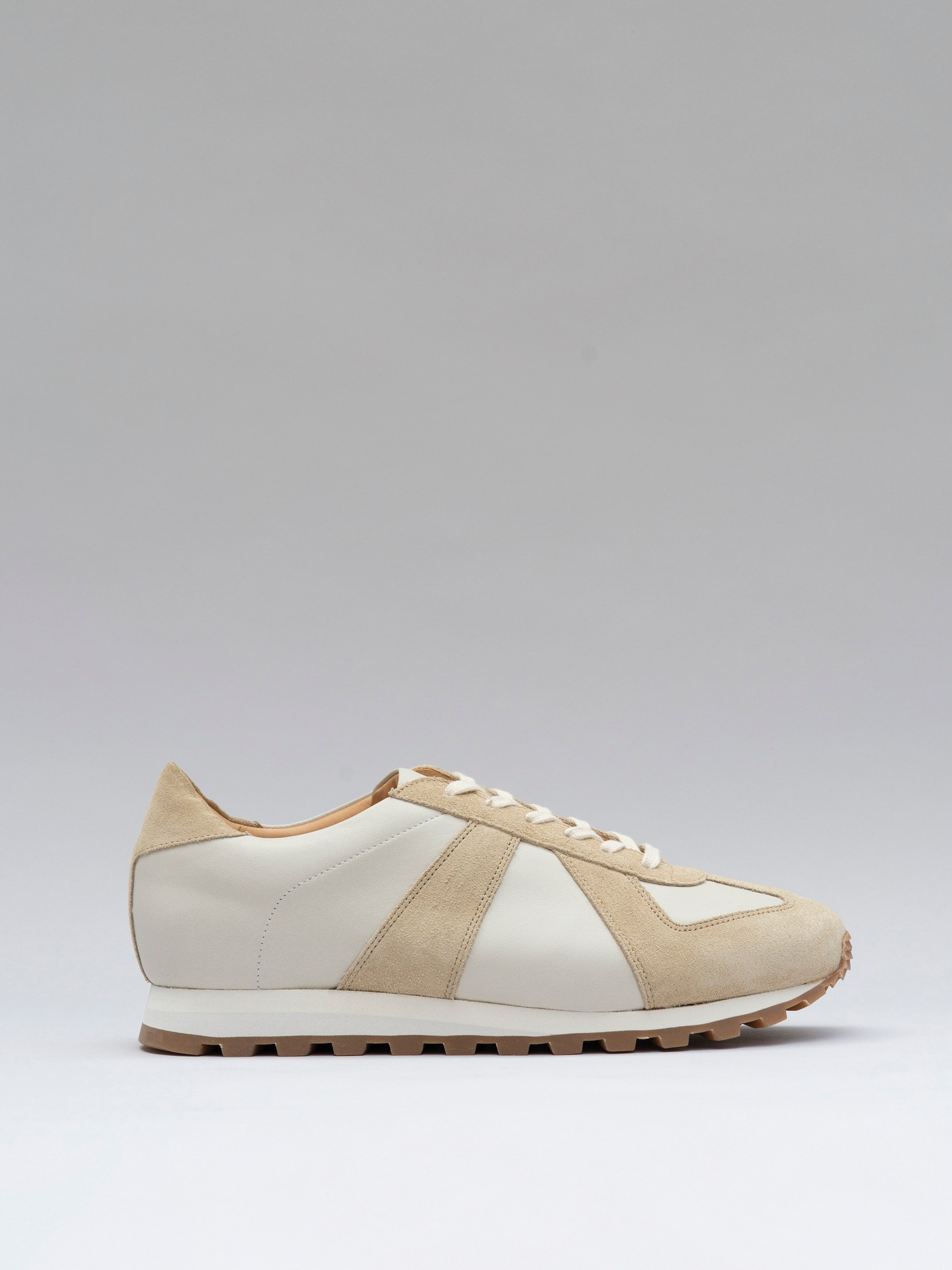 balmoral 07 suede/leather beige