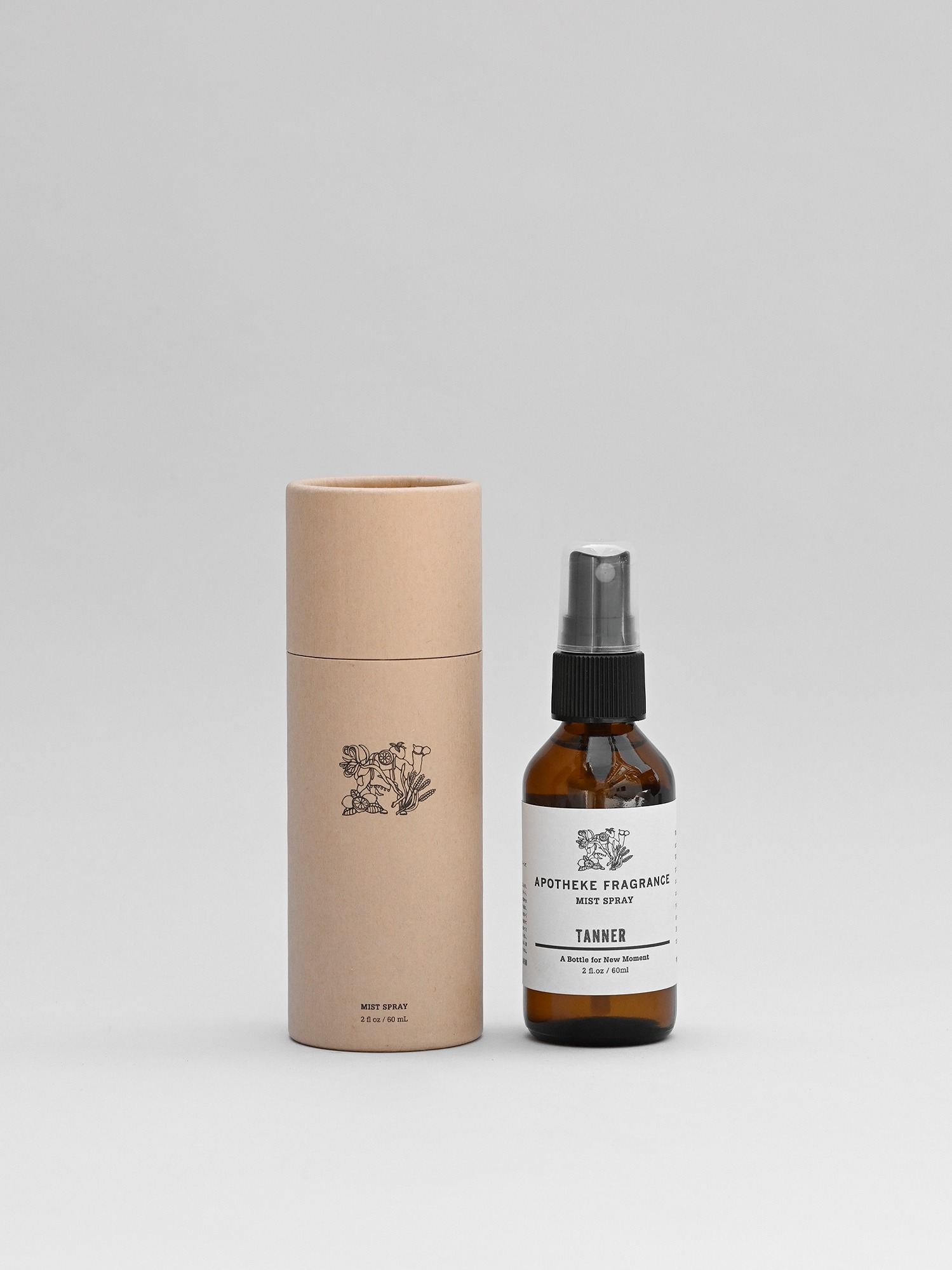 apotheke fragrance room mist spray(tanner)